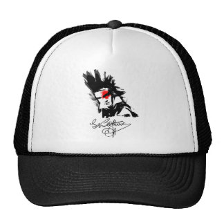 Beethoven Punk Trucker Hat