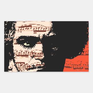 Beethoven Rectangular Altavoz