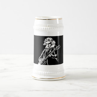 Beethoven Rock! Beer Stein