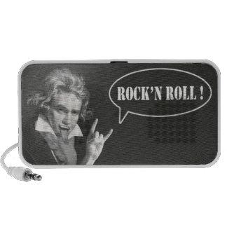 beethoven rockin it mp3 speakers