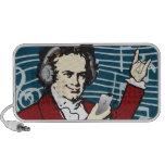 Beethoven Rocks Speaker