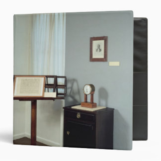 Beethoven Room displaying a music stand 3 Ring Binder