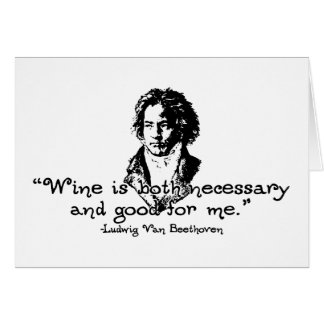 Beethoven -S Greeting Cards