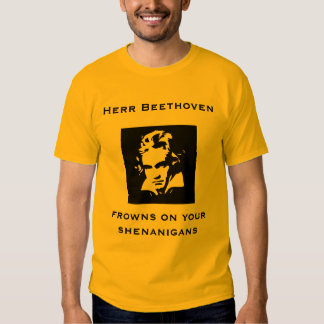 Beethoven Shenanigans T-Shirt