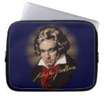 Beethoven Signature Laptop Computer Sleeves