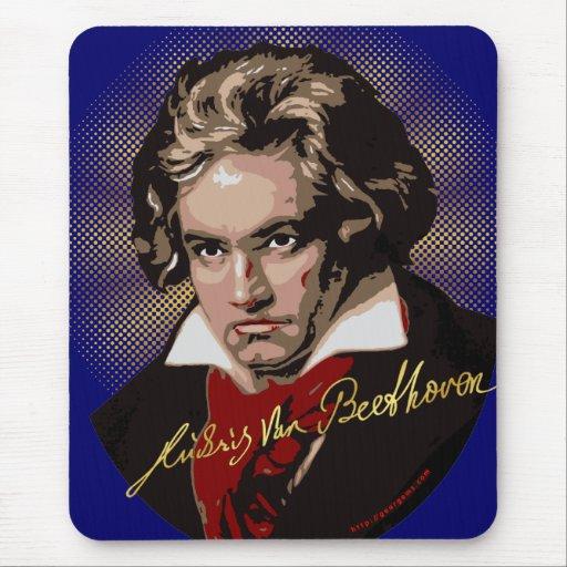 Beethoven Signature Mousepad