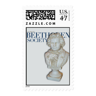 Beethoven Society Postage Stamps