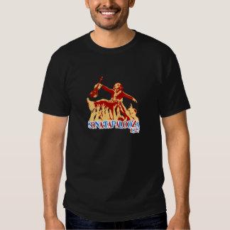 Beethoven Sonatapalooza Dark T Shirt
