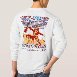 Beethoven Sonatapalooza Long Sleeve T-shirt