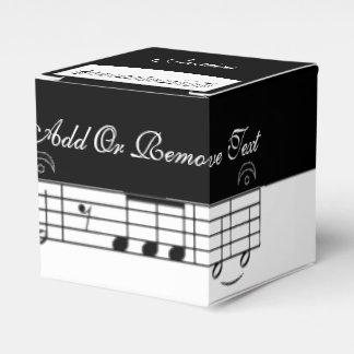 Beethoven Symphony No. 5 Favor Box