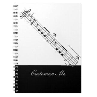 Beethoven Symphony No. 5 Notebook
