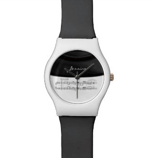 Beethoven Symphony No.9(Black) Wristwatch