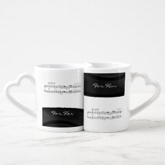 Beethoven Symphony No. 9 Coffee Mug Set