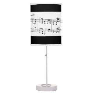 Beethoven Symphony No. 9 Desk Lamp