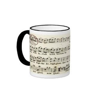Beethoven Symphony No. 9 Mug
