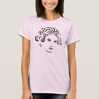 Beethoven T-Shirt for Women