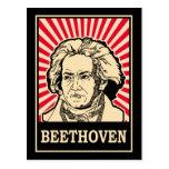 Beethoven Tarjeta Postal
