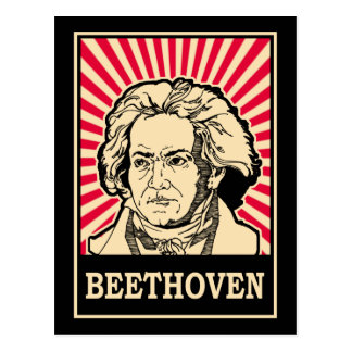 Beethoven Postales