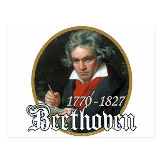 Beethoven Tarjetas Postales