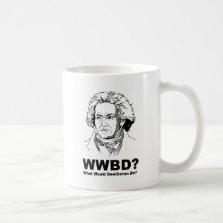 Beethoven Tazas De Café