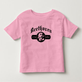 Beethoven Toddler T-shirt