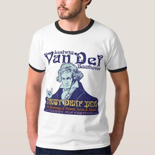 Beethoven - Van Def T-Shirt
