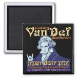 Beethoven - Von Def Fridge Magnets