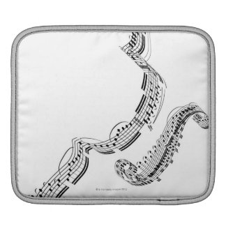 Beethovens Violin Concerto Sleeve For iPads