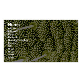 Beetle - cheek Double-Sided standard business cards (Pack of 100)