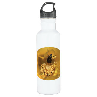 Beetle Dance Stainless Steel Water Bottle