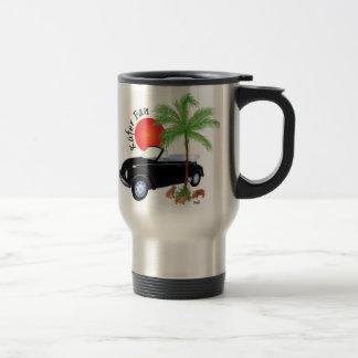 Beetle fan cup