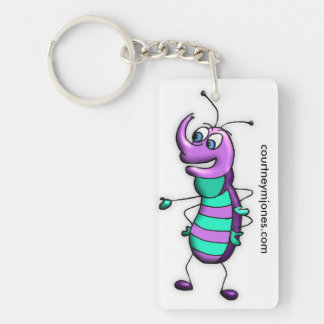 Beetle Key Chain