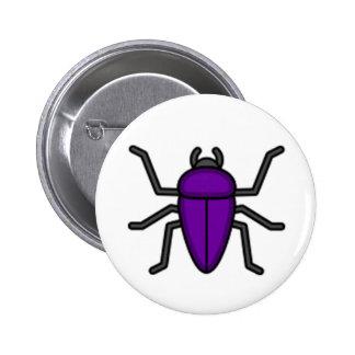 Beetle Standard Round Button