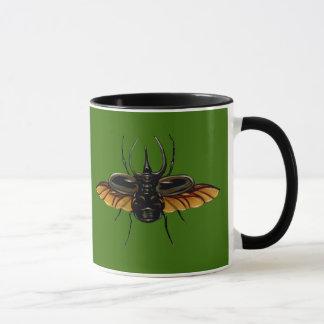 """""""Beetle Wings"""" Mug"""