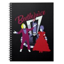 Beetlejuice | Beetlejuice & Lydia Wedding Notebook