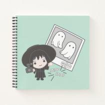 Beetlejuice | Chibi Lydia Ghost Photography Notebook