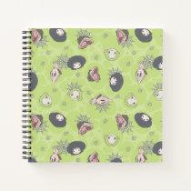 Beetlejuice | Cute Chibi Toss Pattern Notebook