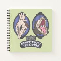 "Beetlejuice | Maitlands ""Never Trust The Living"" Notebook"