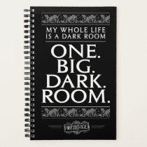 Beetlejuice | My Whole Life Is A Dark Room Notebook