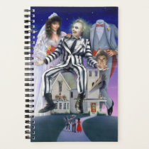 Beetlejuice | Theatrical Poster Notebook
