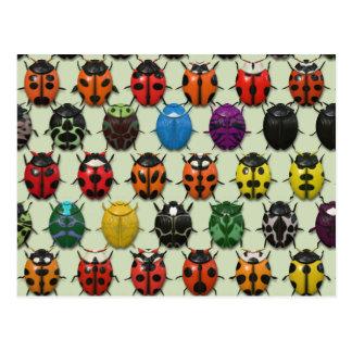 BeetleMania - Postcard