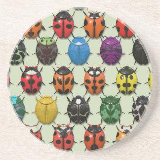 BeetleMania - Sandstone Coaster