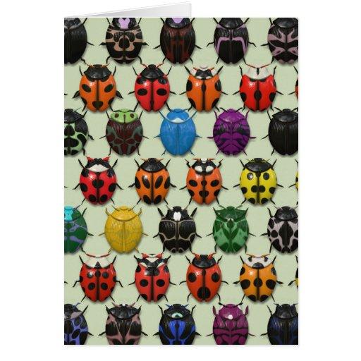 BeetleMania - Tarjetón