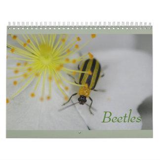 Beetles Calendar