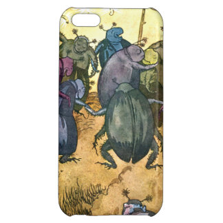 Beetles Celebrating Midsummer iPhone 5C Covers