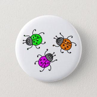 beetles pinback button