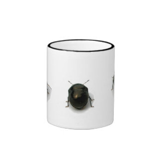 Beetles Ringer Coffee Mug