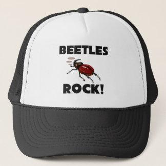 Beetles Rock Trucker Hat