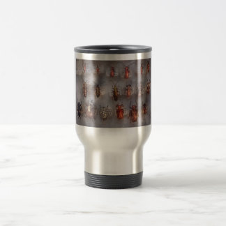 Beetles - The usual suspects Travel Mug