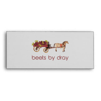 Beets by Horse Drawn Dray Envelope